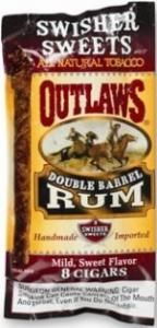 Outlaws Double Rum